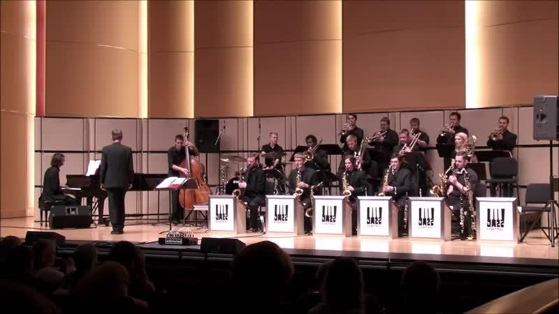№1 Nutville Central Washington University Jazz Band 1