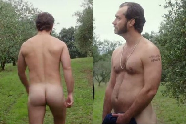 Jude law parodies dom hemingway