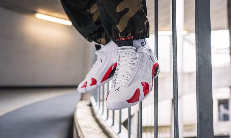 7 фактов про Air Jordan 14, изображение №5