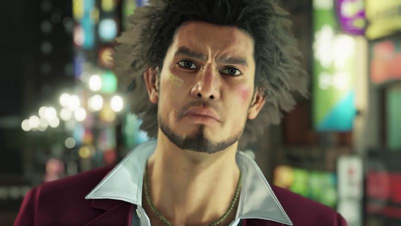 PS4 - Yakuza Like a Dragon (Yakuza 7 Whereabouts of Light and Darkness \ Yakuza 7 Hikari to Yami no Yukue)
