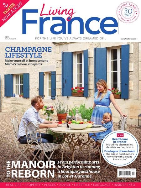 2019-09-01 Living France