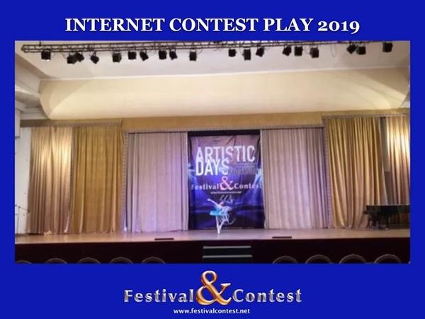 Internet Contest Play 0313 2019 Festival Contest