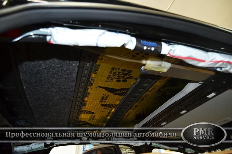 Шумоизоляция Nissan Teana, изображение №16