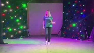 Танцевальный фитнес - Зумба от Александры Филипповой!