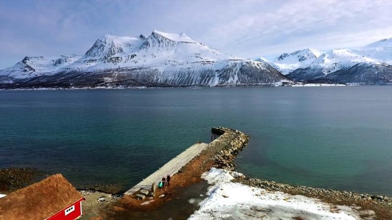 Норвегия, Тромсе и окрестности | Norway, Tromsø and some places near Drone footage