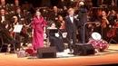 Montserrat Caballe and Igor Portnoi in Moscow. Монтсеррат Кабалье и Игорь Портной в Москве.