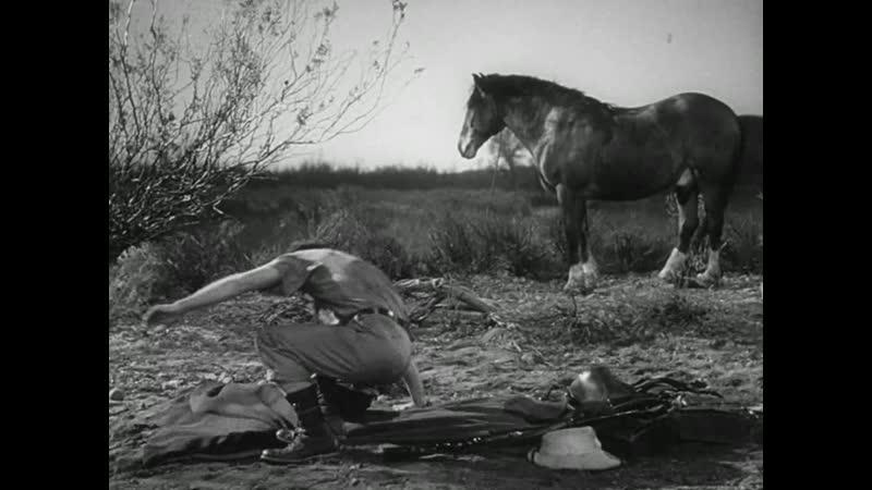 ВЕРЕВКА ИЗ ПЕСКА (1949) - приключения. Уильям Дитерле1080p