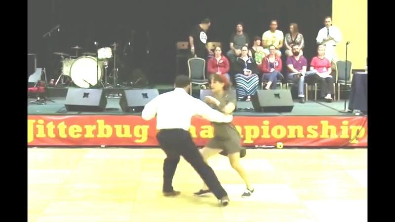 Band ODESSA Нравится мне Танцуют Сандра Рёттиг и Штефан Зауэр