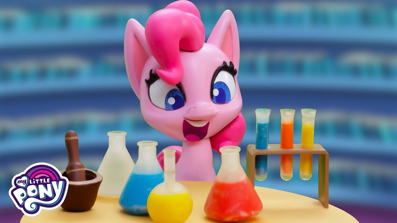 NEW SERIES My Little Pony 'Potion Party' Stop Motion Short 🧪 Episode 1 смотреть онлайн без регистрации