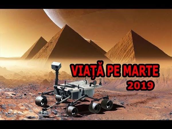 2019 PIRAMIDE DESCOPERITE PE MARTE EXTRATERESTRI DE PE MARTE NASA ASCUNDE ADEVARUL