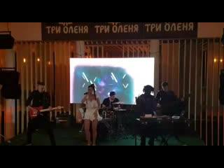 DANCE MACHINE - Кружит голову (Моnatik Cover)