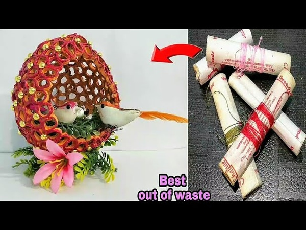 DIY Best out of waste Thread Spools Best Reuse Idea Cool Craft Idea