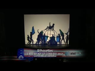 America`s Got Talent  The Silhouettes