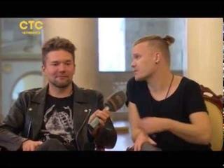 The Rasmus: баня, уральские пельмени и русский язык