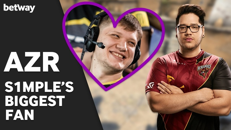 AZR | My Love for S1mple