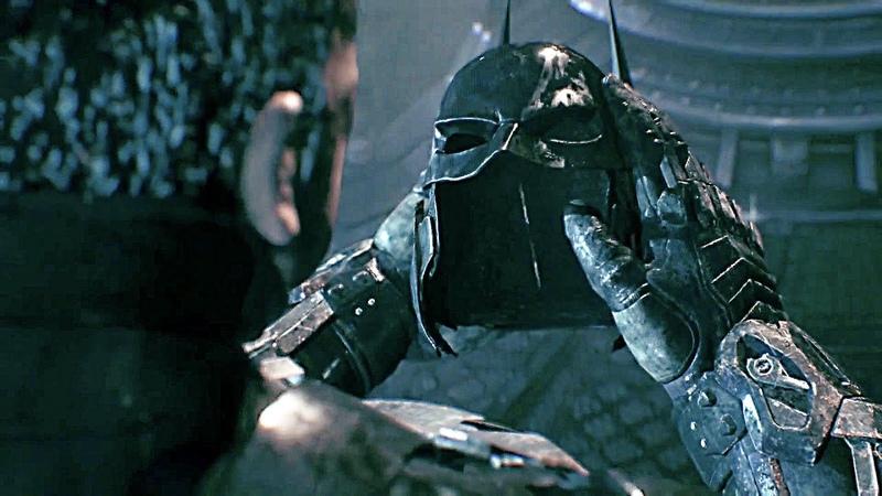 Batman Arkham Knight All Ending 100% Knightfall Protocol Final Boss