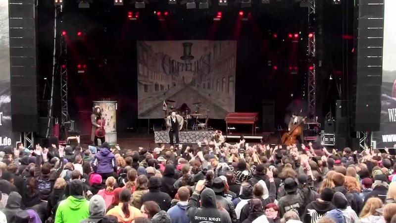 Coppelius - Hexentanz Festival 2013 - Videographisches Tagebuch