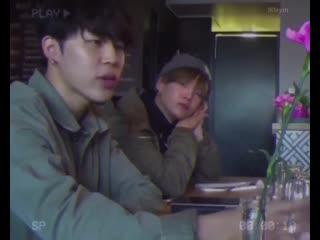 you're watching yoongi fall in love with jimin