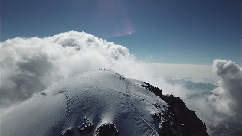 Mount Kazbek - მყინვარწვერი