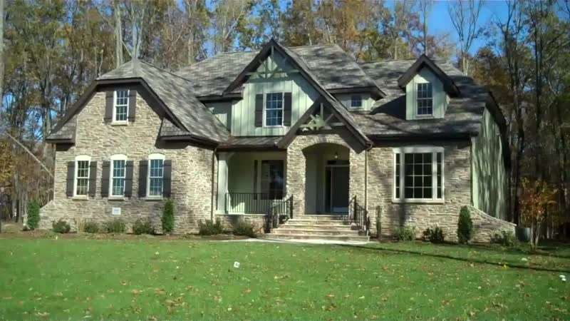 The Milton in Queens Grant at River Downs - LifeStyle Home Builders