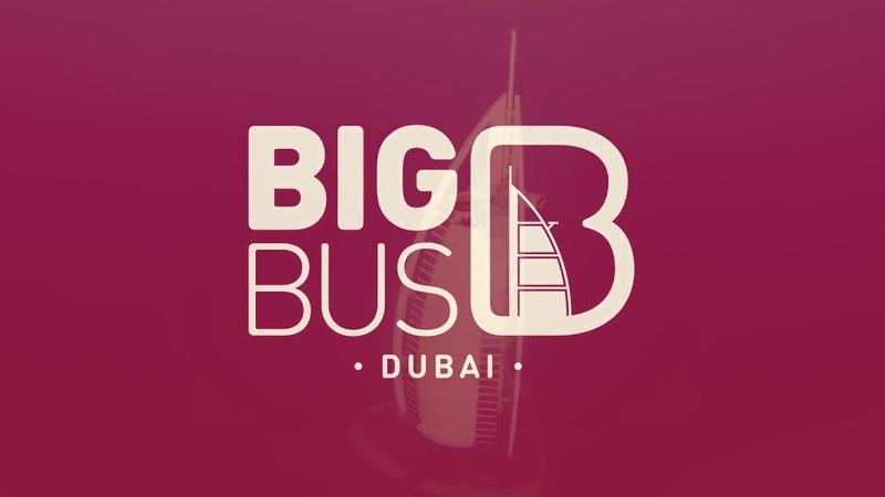 Big Bus Tours Dubai Open-Top Sightseeing Bus Tours