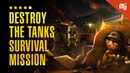Destroy The Tanks Survival Mission   Tiny Troopers 2 Special Ops