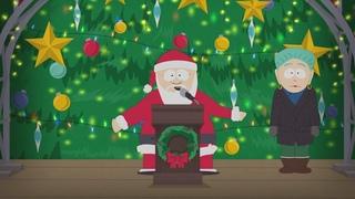 Santa Is a Buzzkill  - South Park