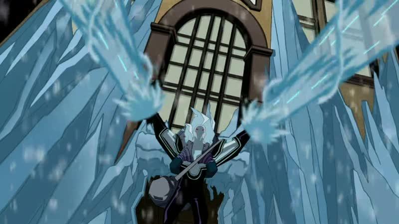 Бэтмен 2004 S1E5 Большой холод Sub Toon Inc