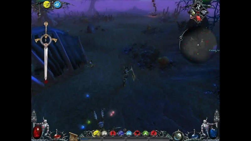 Dawn of magic 2 gameplay Archmage 77 level