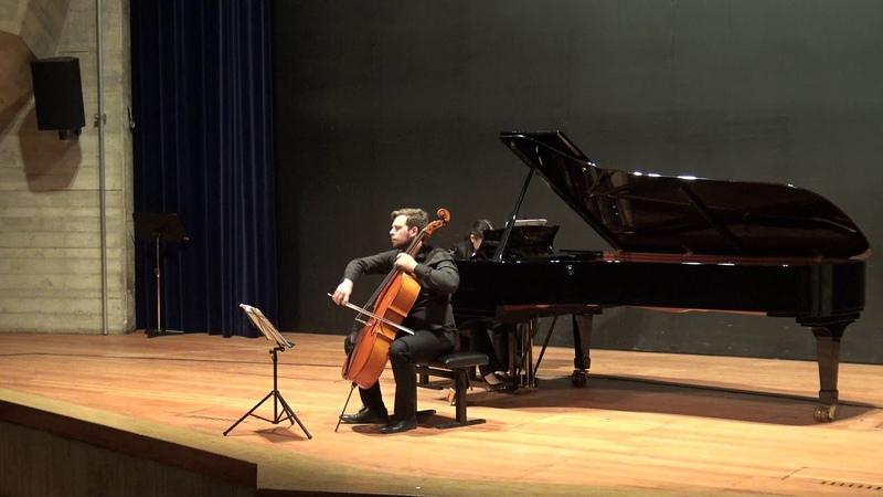 F.Poulenc - Sonata für Violoncello und Klavier FP143