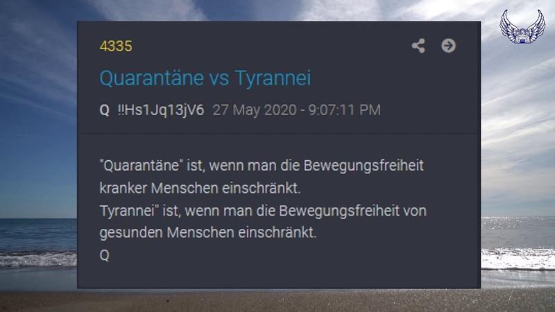 Engelsburger Neuigkeiten für den 31 Mai 7528 n E F S T Quarantäne vs Tyrannei Q Drops Co