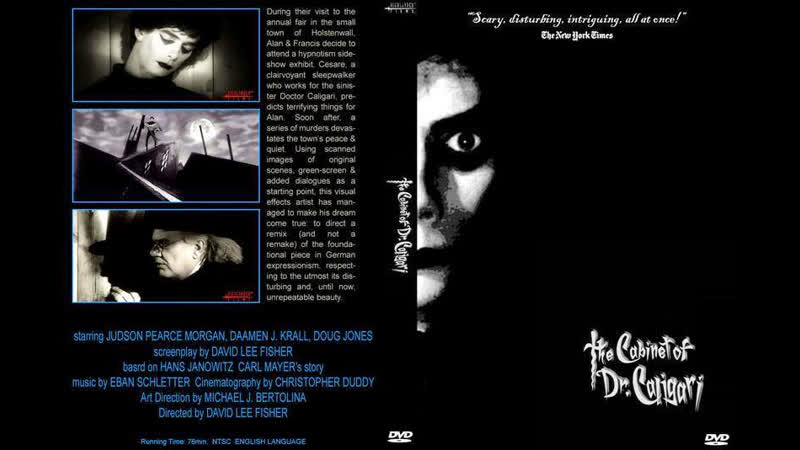 The Cabinet Of Dr Caligari 2005