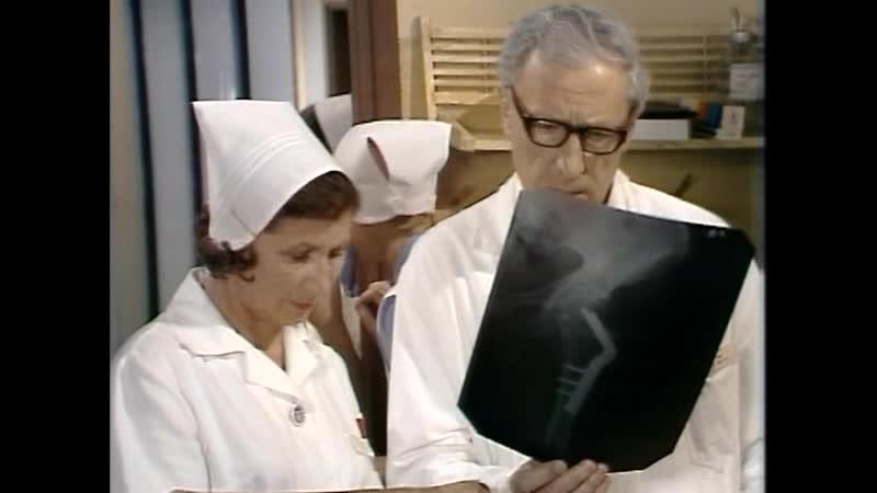 Больница на окраине города 1977 ЧССР 5 серия Развод