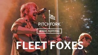 """Fleet Foxes - """"Grown Ocean"""" - Pitchfork Music Festival 2011"""