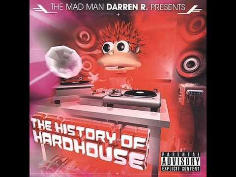 Darren R History Of HardHouse HARDHOUSE MUSICA CD 1