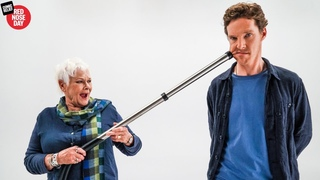 Dame Judi Dench and Benedict Cumberbatch Unite Us | Red Nose Day 2021