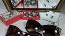 Обзор 68. Бижутерия aliexpress, красивые броши,TangTang, кольцо XuPing, ананасы, очки Mizho
