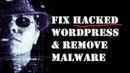 FIX HACKED Wordpress Site For $5 PRO Wordpress Malware Removal Service
