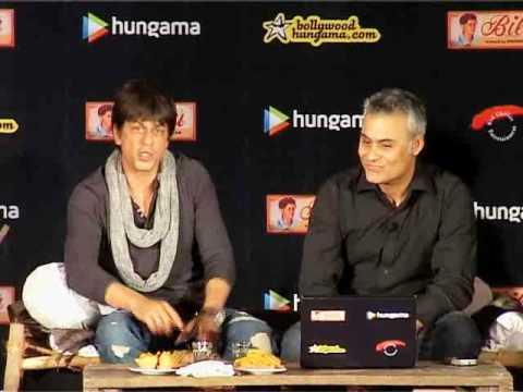 Shahrukh Khan causes a 'Hungama'