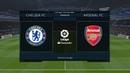 Евролига   10 тур   «Челси» 0:4 «Арсенал»
