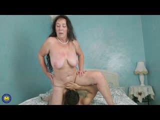 📼 Похотливая бабуля [ milf, mature, moms, taboo, incest, 60+, plusmilfs, bbw, xxx, зрелые, взрослые, с опытом, бабка, инцест ]