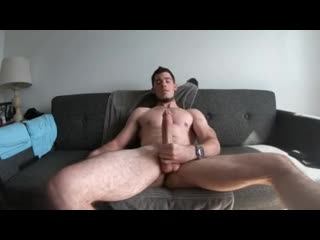 Sivan57 - hot guy cums all over his face and chest - free gay video by gayzer.club.