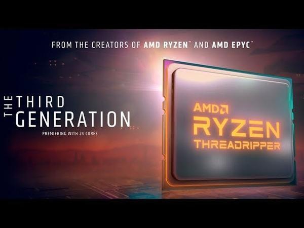 Обзор Новейшего Процессора AMD RYZEN THREADRIPPER перевод с английского