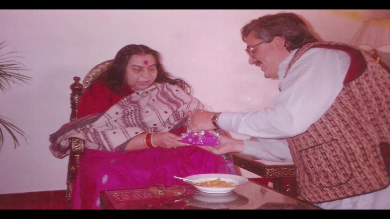 Sanjay Roshan Talwar speaks about Shree Mataji's Dream Project