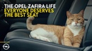 Opel Zafira Life Для тех кто любит себя поощрять