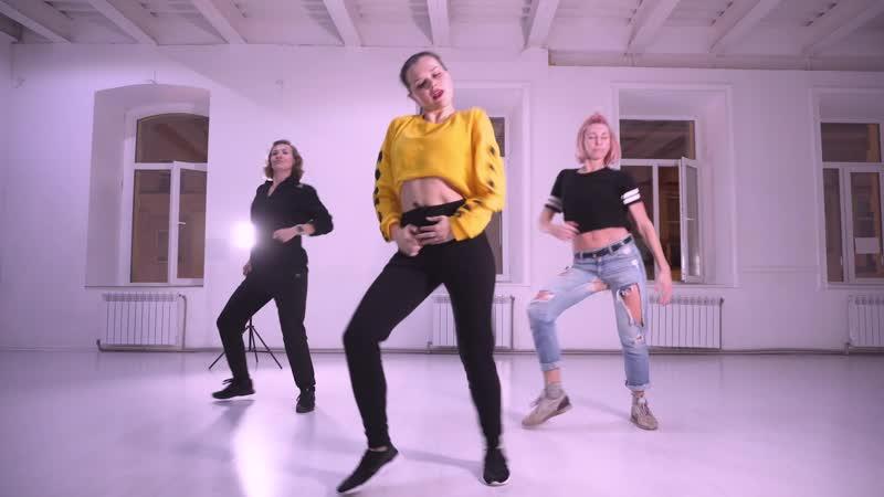 Vyatina Ya choreo Tinashe