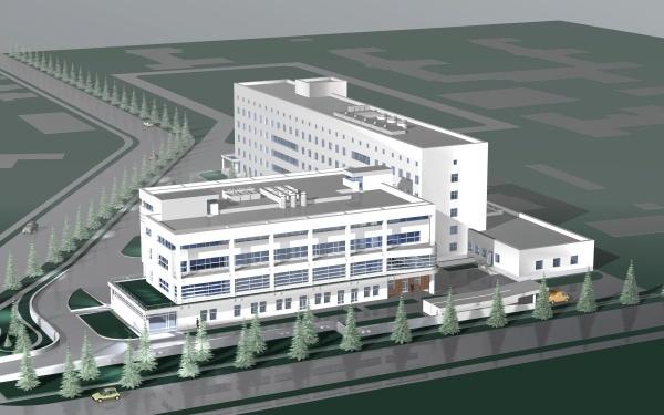 Стало известно, каким будет новый корпус Перинатального центра в Йошкар-Оле