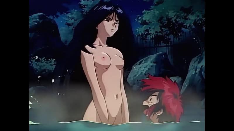 Приключения Котэцу Kotetsu no Daibouken OVA 02 END RUS озвучка аниме эротика этти ecchi не хентай hentai