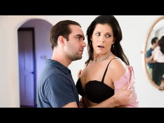 India summer - milf india: taboo stepson blowjob/fuck (milf, blowjob, brunette, natural tits, hardcore)