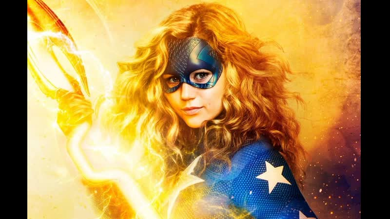 DC Universes Stargirl Series Adds the Justice Society | DC